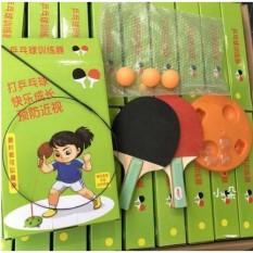 Bóng bàn luyện phản xạ Loại Tốt – Bộ đồ chơi bóng phản xạ – Dụng cụ tập đánh bóng bàn cho mọi lứa tuổi