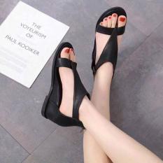 Sandal đế xuồng xỏ ngón chữ V23