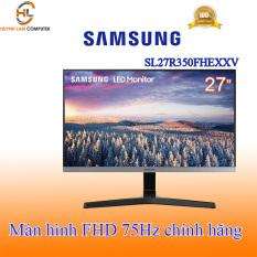 [Nhập ELAPR21 giảm 10% tối đa 200k đơn từ 99k]Màn hình máy tính 27inch Samsung LS27R350FHEXXV FHD 1920X1080p 75Hz – Hãng phân phối