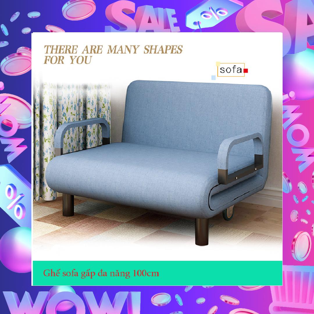 Ghế sofa gấp đa năng 80cm