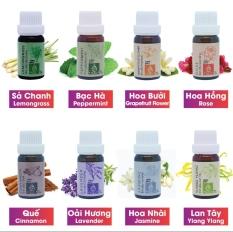 Tinh dầu thiên nhiên An Nhiên nguyên chất 10ml | Tùy chọn mùi hương