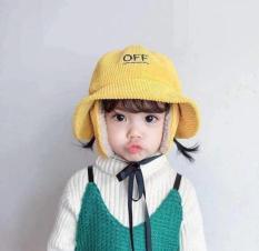 Mũ Nón giữ ấm cho bé 2 đến 6 tuổi