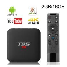 TIVI BOX T95 S1 2GB+16GB Điều khiển bằng giọng nói – T95-S1