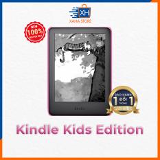 Máy đọc sách Kindle Kids edition 2019 – phiên bản dành cho trẻ em – NEW 100% – Nguyên seal – kèm bao da chính hãng – with Amazon cover
