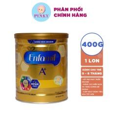 Sữa bột Mead Johnson Enfamil A+ số 1 – Hộp 400g [HÀNG CHÍNH HÃNG]