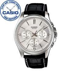 Đồng hồ nam dây da Casio Standard Anh Khuê MTP-1375L-7AVDF