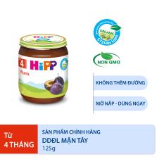 [QUÀ TẶNG HOT] Thức ăn dặm dinh dưỡng đóng lọ Mận tây HiPP 125g