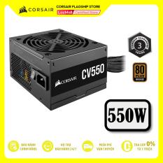 Nguồn máy tính CORSAIR CV550 – 80 Plus Bronze