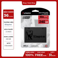 [Giảm Giá Sốc-Shop Mới] Ổ cứng SSD Kingston A400 240GB Sata 3 (SA400S37/240G) – Hàng Chính Hãng