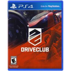 Đĩa game DriveClub PS4