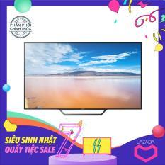 Smart Tivi Led Sony 48inch Full HD – Model 48W650D (Đen)