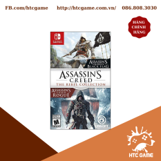 Game Assassin's Creed: The Rebel Collection – Nintendo Switch