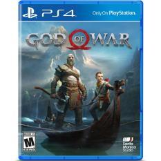 Đĩa Game PS4: God Of War 4 – Asia