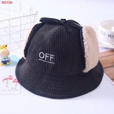 mũ trùm tai – mũ giữ ấm thời trang xinh xắn cho bé – ĐT689