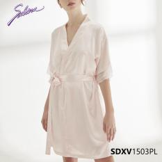 [GIẢM 25K ĐH 299K] Đồ Ngủ Sexy Viền Ren Màu Trơn Gorgeous By Sabina SDXV1503