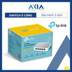 Switch Chia Tín Hiệu Để Bàn 5 cổng 10/100Mbps TL-SF1005D – Hàng Chính Hãng