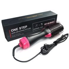 Máy sấy tóc đa năng 3 trong 1 One Step, lược điện chải lóc làm cong, máy tạo kiểu tóc làm phồng đa năng