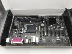 Main H81 BTC 6 khe PCIe (Chipset Intel H81/ Socket LGA1150/ VGA onboard)- Bảo hành hãng 12 tháng