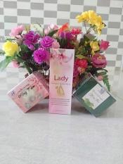 2 IN 1 – Dung dịch vệ sinh phụ nữ cao cấp Lady – Hương nước hoa cao cấp Lancom