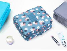 Túi đựng mỹ phẩm du lịch chống thấm 2019