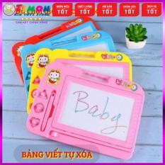 Bảng viết tự xóa – bảng thông minh cho bé tập viết và vẽ, đồ chơi giáo dục thông minh phát triển trí tuệ, đồ chơi MONTESSORI, đồ chơi an toàn – TIMONKIDS
