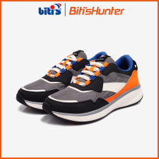 [Tặng Set 2 Chiếc Khẩu Trang Vải Kháng Khuẩn RABITY]Giày Thể Thao Nam Biti's Hunter Core Colorblock DSMH01201XAM – Festive Collection 2k19