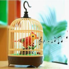 Chim điện tử hót nhiều loại tiếng vui nhộn như thật