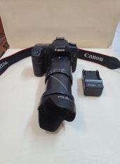 Canon 50d + Tamron 100-300