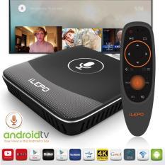 Android TV Box Phiên Bản 2G Ram Và 16G Bộ Nhớ Trong – BH 1 Năm, Android TV ILEPO i18a