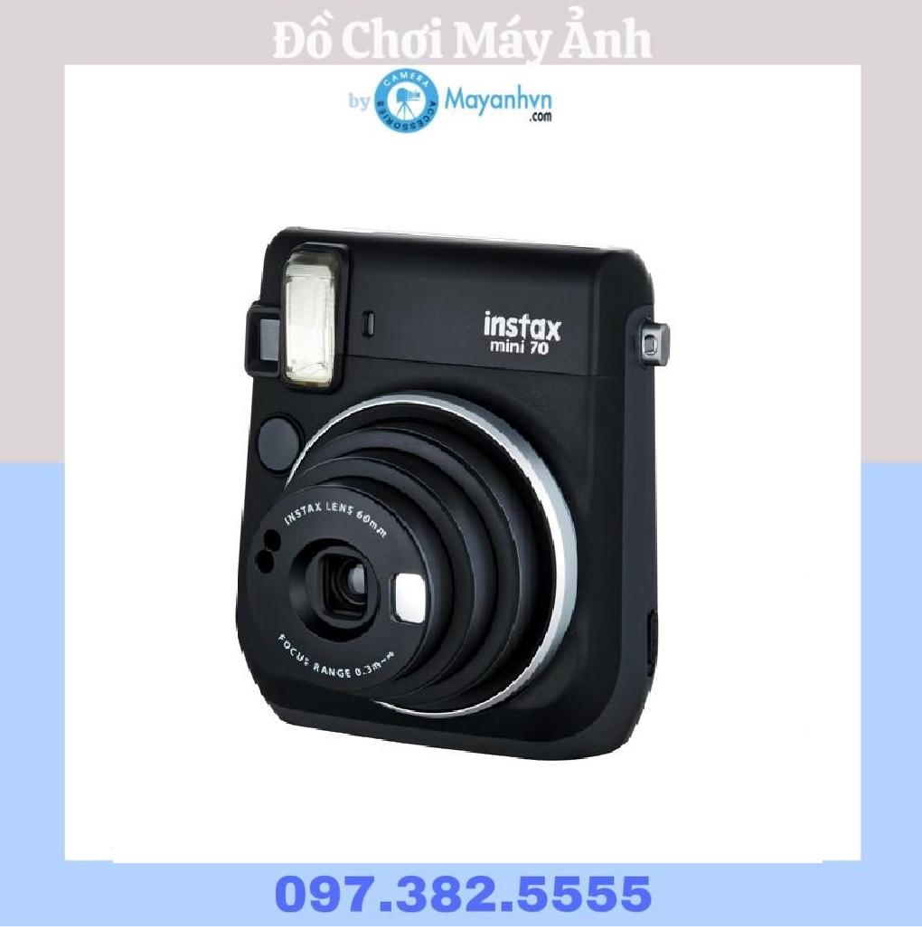 Máy ảnh Fujifilm Instax Mini 70 (phiên bản màu đen – Black)