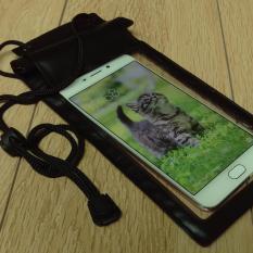 Túi đựng điện thoại chống nước khóa kín thông minh