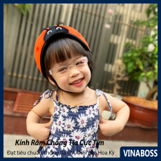 Mắt kính bé trai bé gái bảo vệ mắt khỏi Virus, vi khuẩn trong mùa dịch, giúp phòng chống hiệu quả Corona – Mắt kính chống tia UV