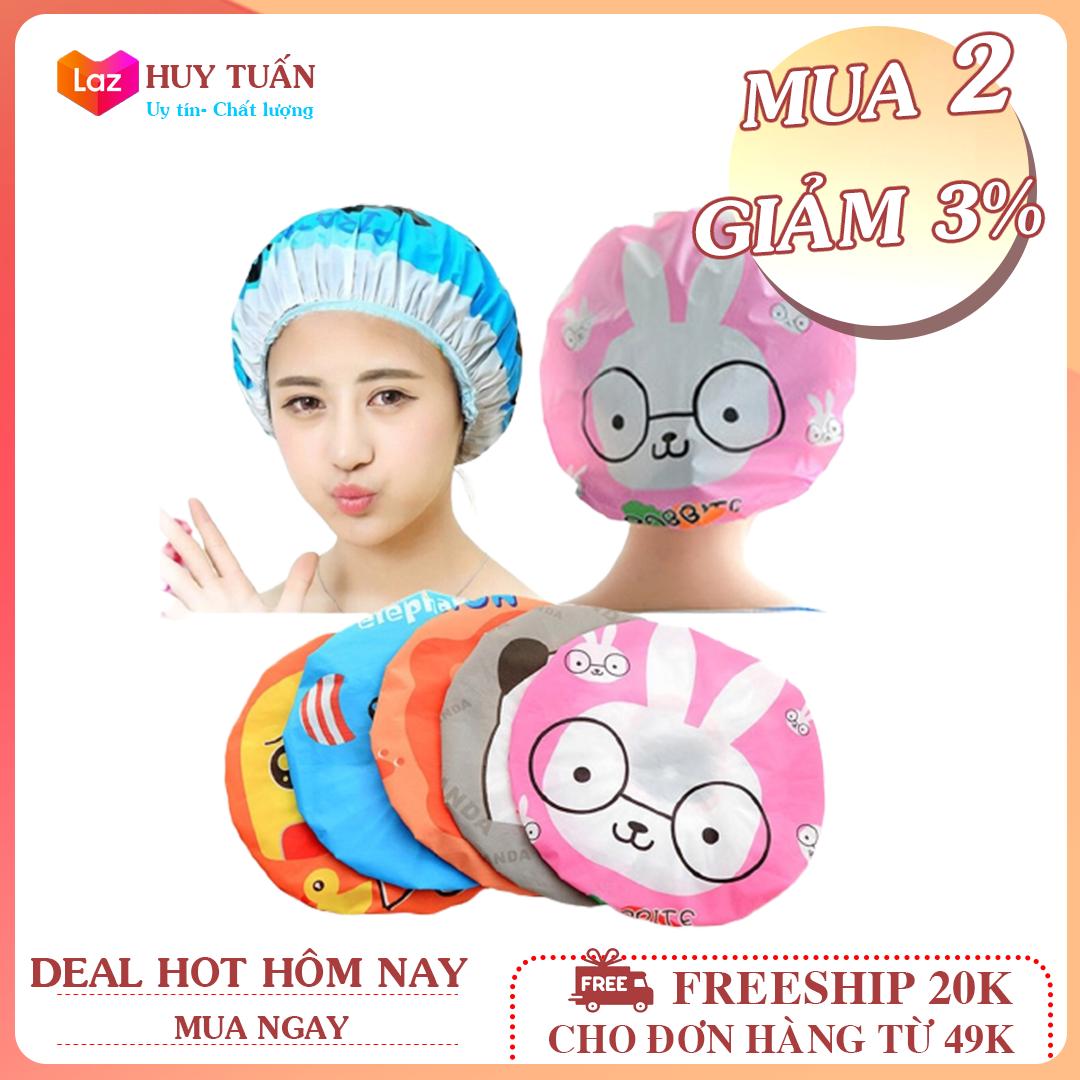 Mũ trùm tóc – Mũ trùm đầu – Mũ chụp tóc trong nhà tắm, (MCT01), Huy Tuan