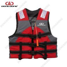 Áo phao bơi cứu hộ cao cấp DD25-Size L áo phao tập bơi cho các môn thể thao dưới nước – DONGDONG