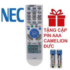 Remote điều khiển máy chiếu NEC mẫu 1 (Hàng hãng – tặng pin)