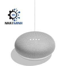 [bh 6 tháng]Loa Thông Minh Google Home Mini Nguyên Seal Tích Hợp Trợ Lý Ảo