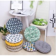 [ Size 50cm ] Đệm ngồi bệt, đệm lót ghế tròn Loại Lớn 50cm SBK002