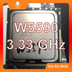 CPU intel Xeon W5590 4 nhân – 8 luồng 3.33GHz Socket 1366 – dual CPU render / nox tương đương i7 8700