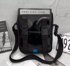 Túi Đeo Chéo Thời Trang CLUB (ĐEN) R2