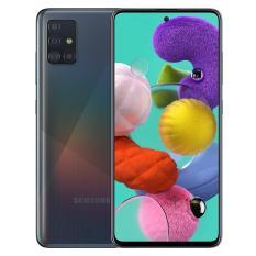Điện thoại Samsung Galaxy A51 6GB/128GB chính hãng, nguyên seal, mới 100%, Màn hình vô cực 6.5 inch Infinity-O chuẩn FHD+ Bộ 4 Camera sau 48MP+5MP+12MP+5MP ấn tượng + Pin 4,000mAH –