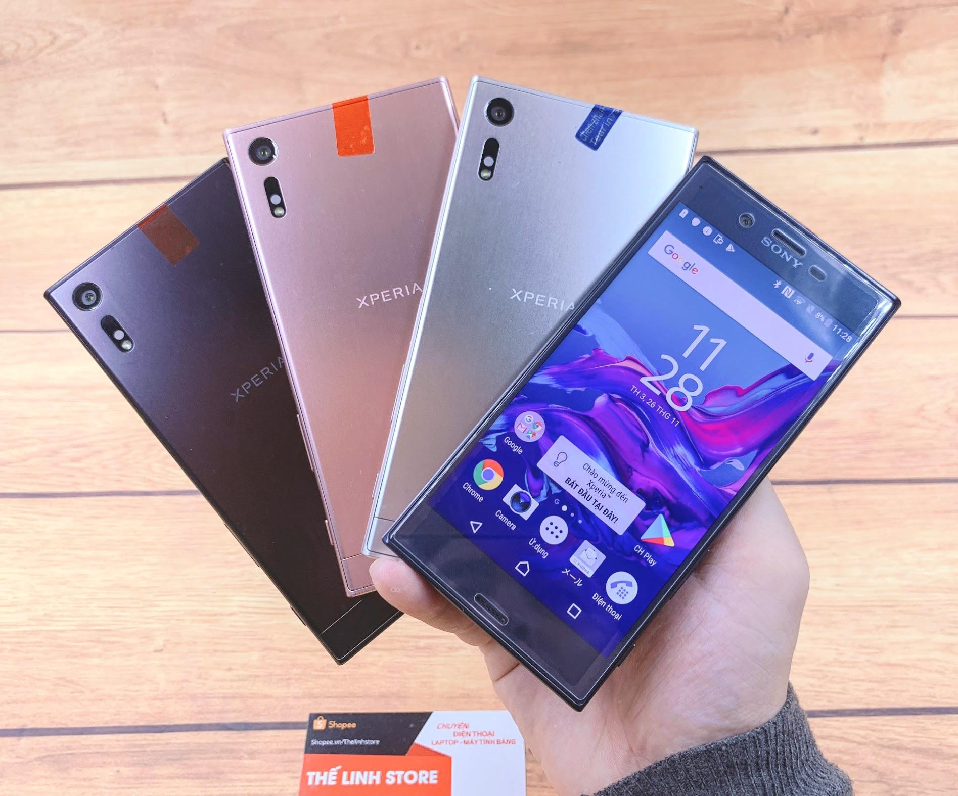Điện thoại Sony Xperia XZ - Snap 820 Ram3G 32G