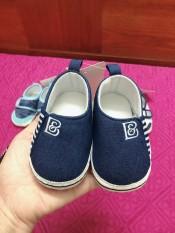 Giày tập đi cao cấp cho bé ( thêu chữ B)