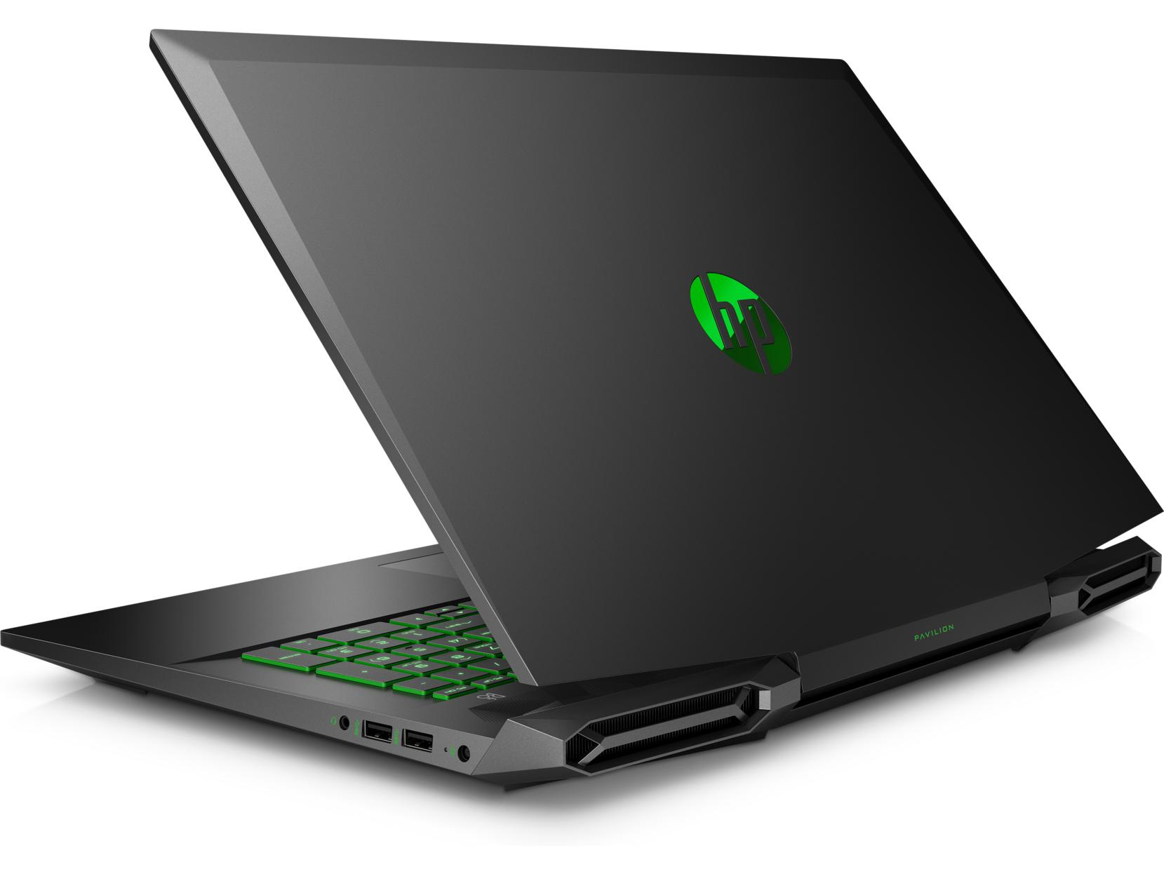 Laptop HP Pavilion Gaming 15-cx0182TX (Core i7-8750H/8GB RAM DDR4/128GB SSD/1TB HDD/15.6