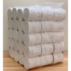 20 cuộn giấy HK cao cấp làm từ bột giấy nguyên chất