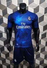 Bộ quần áo bóng đá REAL MADRID EA SPORT đồ dá banh mới