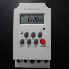 Công tắc hẹn giờ KG316T-II 220V 12V tắt mở tự động chuẩn công nghiệp 25A