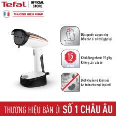 [VOUCHER 10%] Bàn ủi cầm tay Tefal DT3030E0 1300W – Công suất mạnh mẽ 1300W – Khả năng phun hơi 17g/phút – Hàng chính hãng