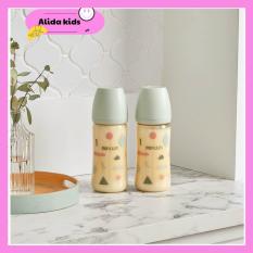 [FREE SHIP + QUÀ TẶNG] Bình sữa MOYUUM Hàn Quốc phiên bản mới size 170ml và 270ml
