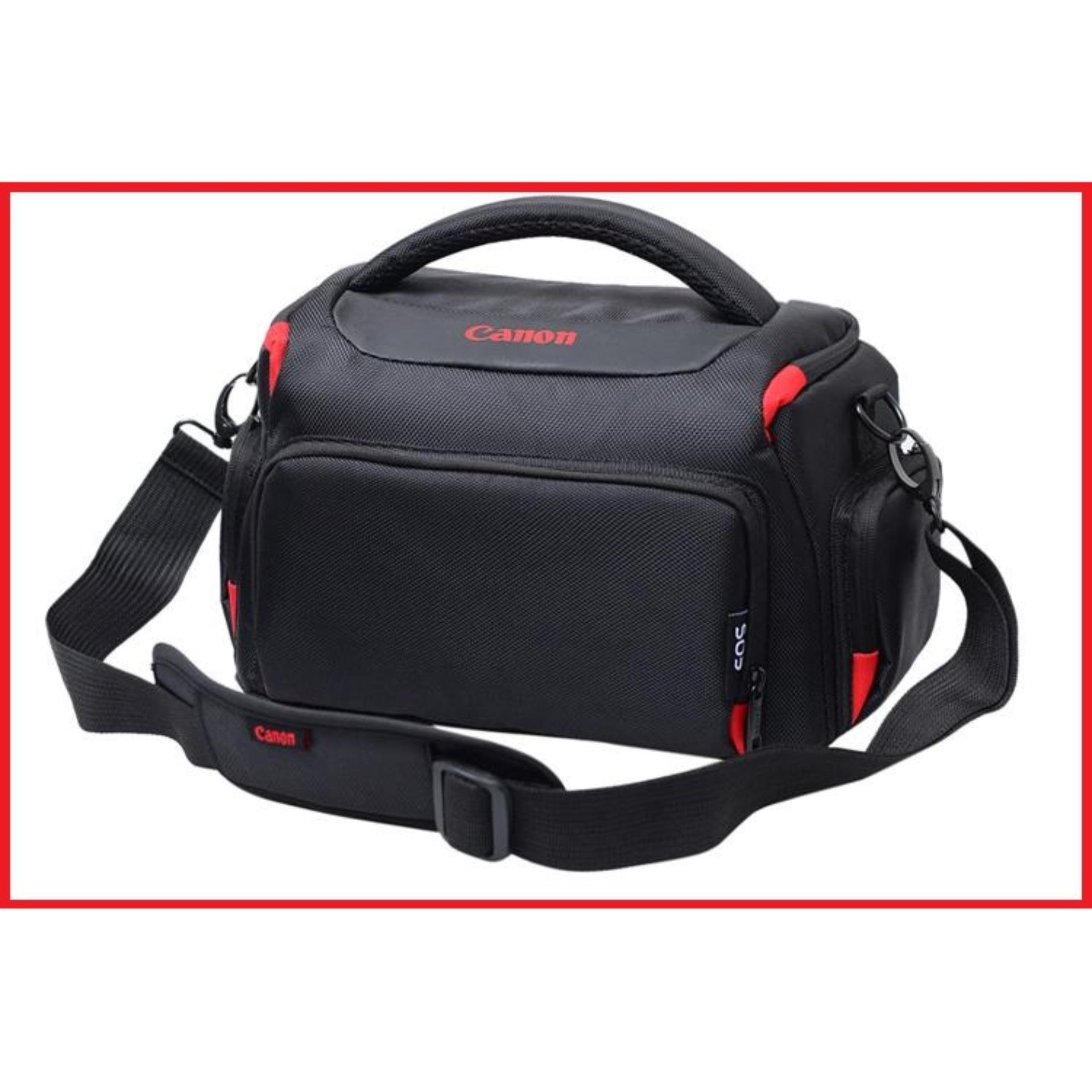 Túi đựng máy ảnh canon chống shock, vải dù cao cấp - Túi đựng máy ảnh canon - Túi máy...
