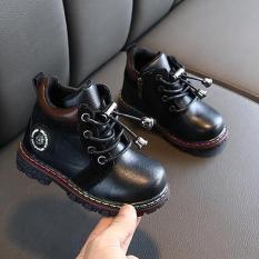 giày bốt nhí bé trai size 22-31 phong cách